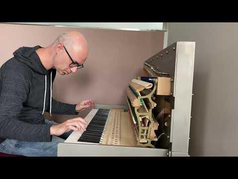 Ennio Morricone - Chi Mai (piano solo)